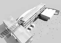 Φωτορεαλισμός πρότασης νέου κτιρίουΤ.Ε.Ε.